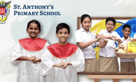 St Anthony's Primary School