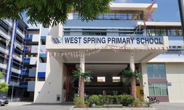 West Spring Primary School