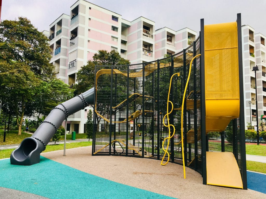 best playgrounds in Singapore