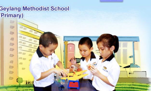 Geylang Methodist Primary School