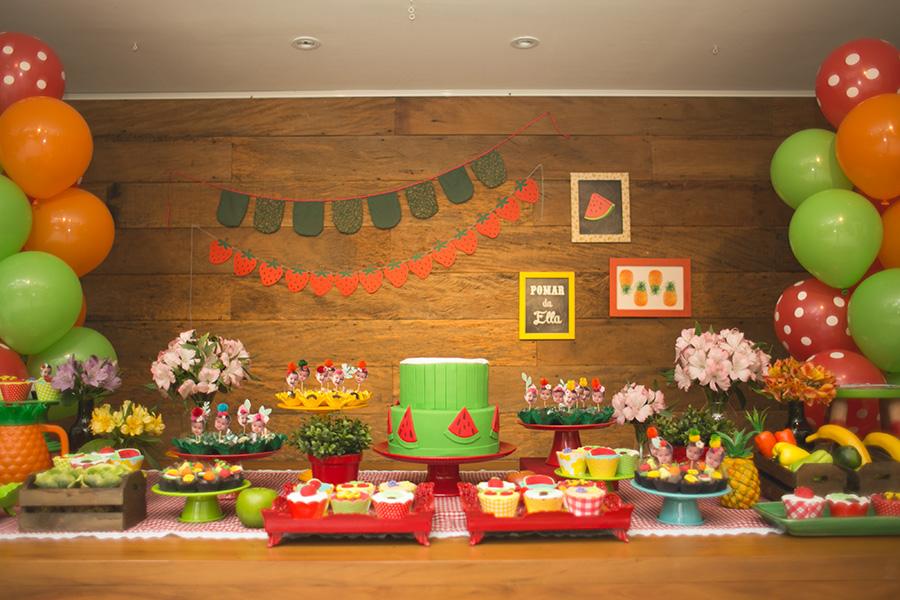 unique first birthday ideas fruit themed birthday