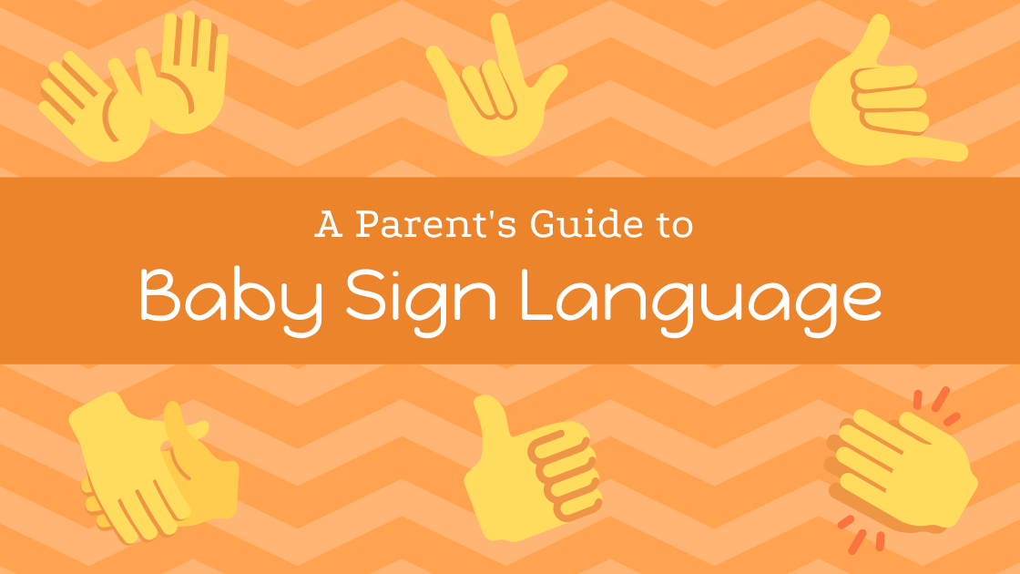 A Mom's Guide to Baby Sign Language