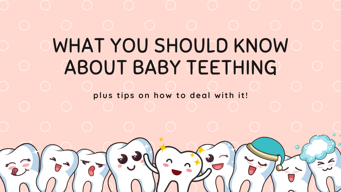 Your Complete Guide to Baby Teething