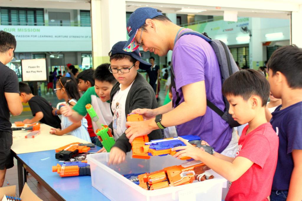 Zhonghuan Primary School
