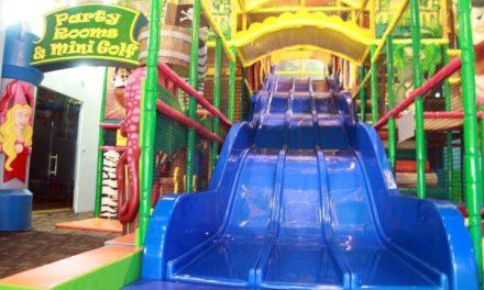 Amazonia: An Indoor Playground in Singapore