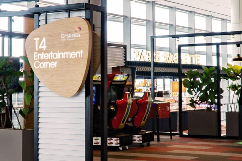 Changi Airport Playground