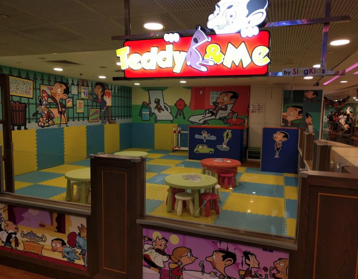Mr Bean Playground