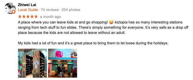 Kiztopia Review