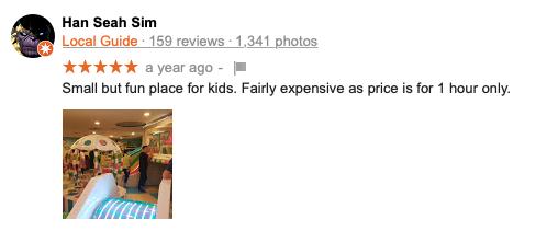 Mr Bean Playground Review