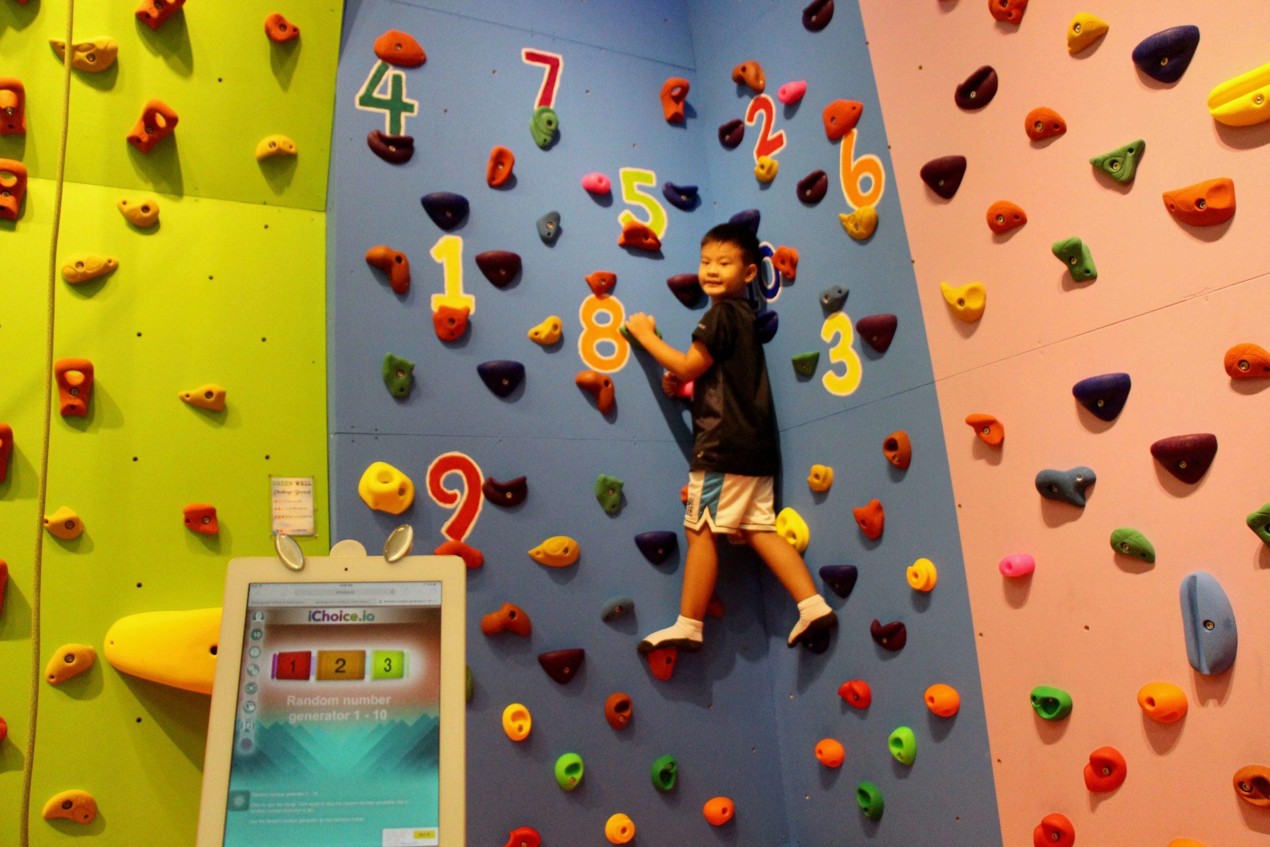 My Little Climbing Room